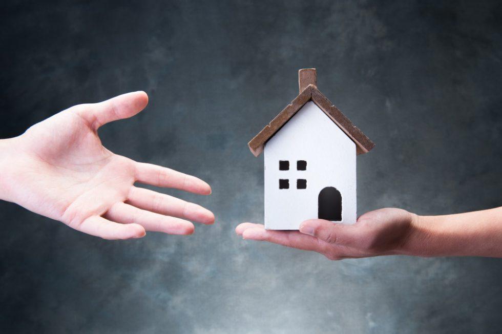 Долг в наследство с квартирой